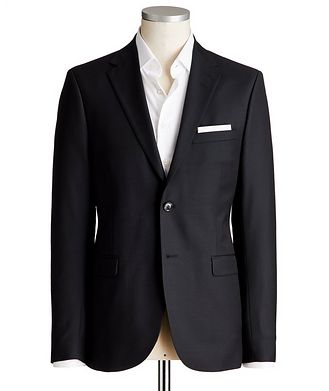 Tiger of Sweden Contemporary Fit Wool Sports Jacket