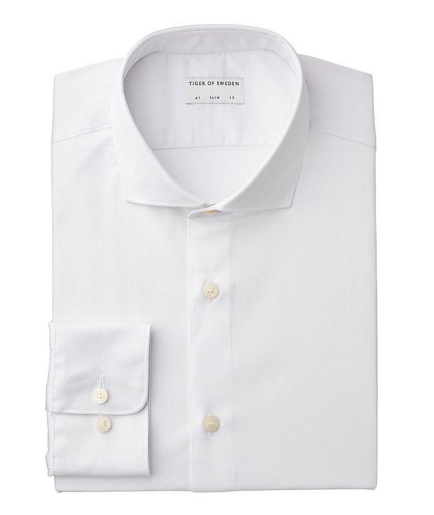 Chemise habillée Farrell en coton extensible de coupe amincie  picture 1