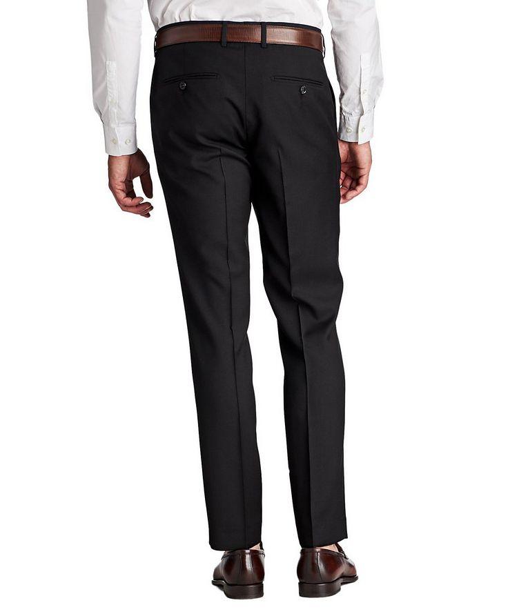 Gordon Slim Fit Wool Dress Pants image 1
