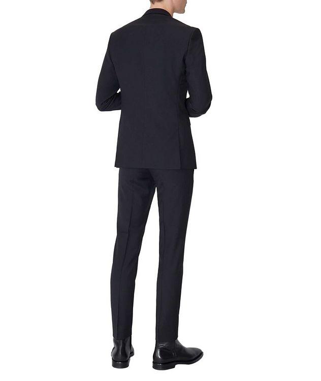 Gordon Slim Fit Wool Dress Pants picture 4