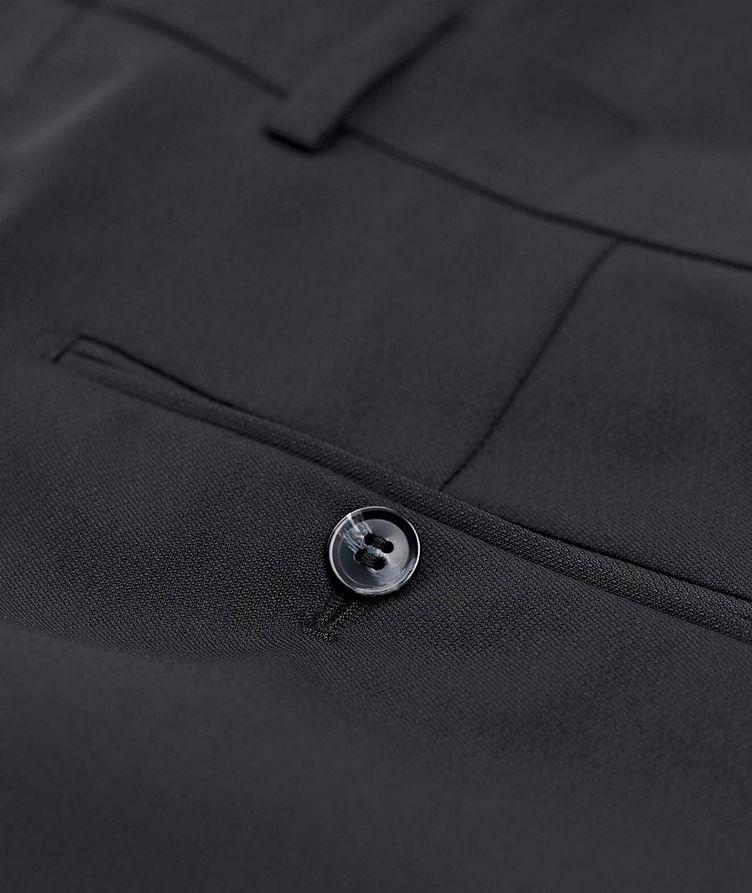 Gordon Slim Fit Wool Dress Pants image 4