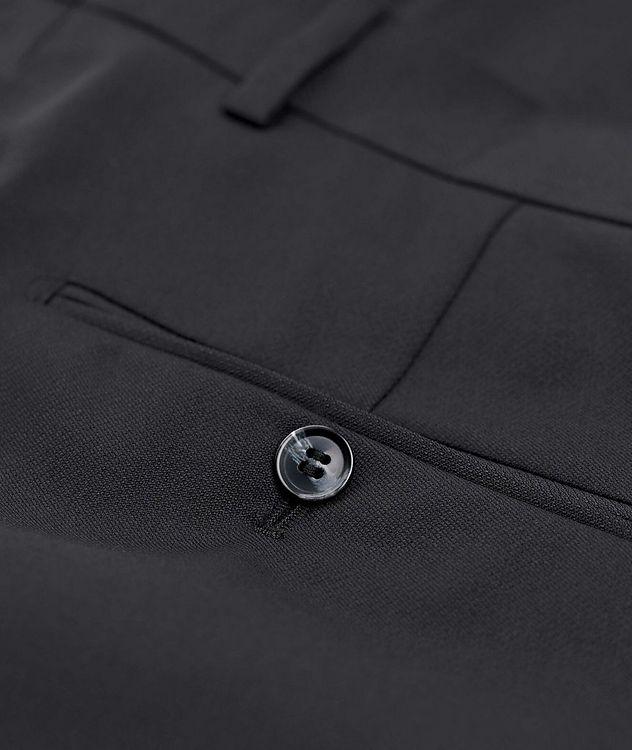 Gordon Slim Fit Wool Dress Pants picture 5