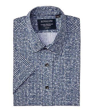 Kovalum Short-Sleeve Printed Shirt