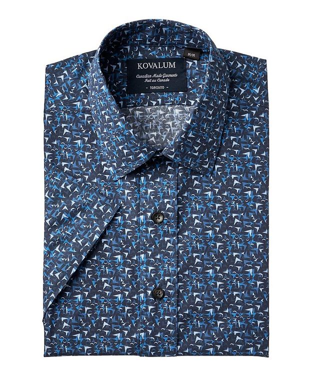 Short-Sleeve Printed Shirt picture 1