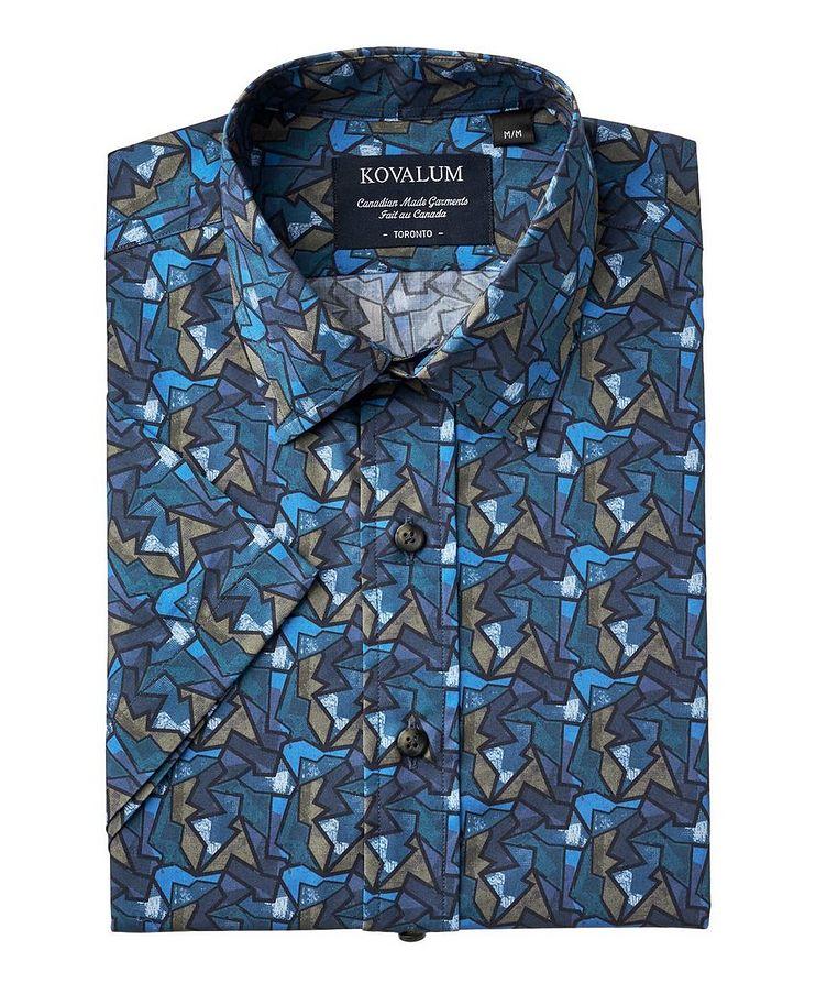Short-Sleeve Printed Shirt image 0