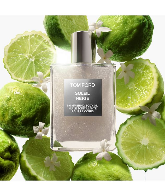 Soleil Neige Shimmering Body Oil picture 2
