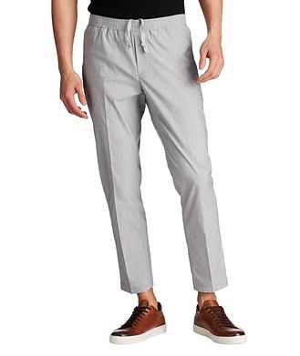 Wings & Horns Cotton Blend Drawstring Pants