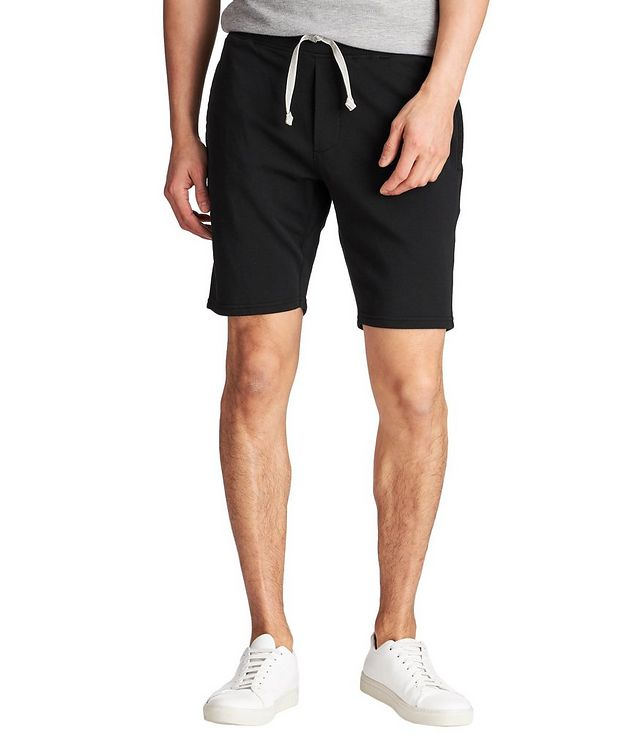 Drawstring Cotton Shorts picture 1