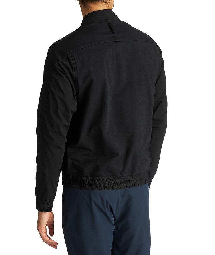 Cotton-Blend Bomber Jacket image 1