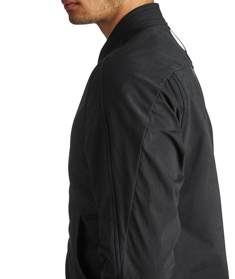 Cotton-Blend Bomber Jacket image 2