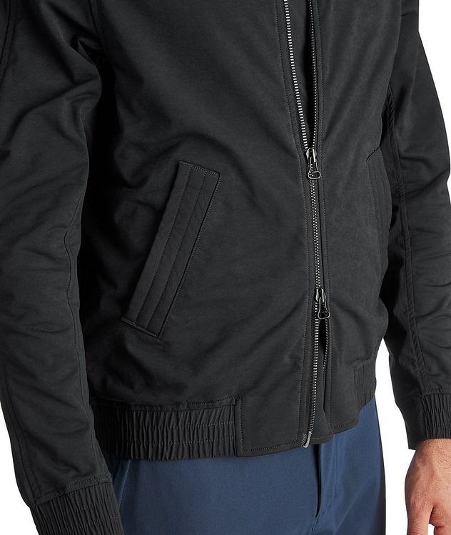 Cotton-Blend Bomber Jacket picture 4