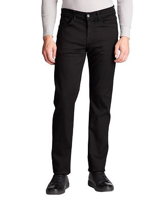 7 For All Mankind Slimmy Luxe Sport Stretch-Cotton Jeans