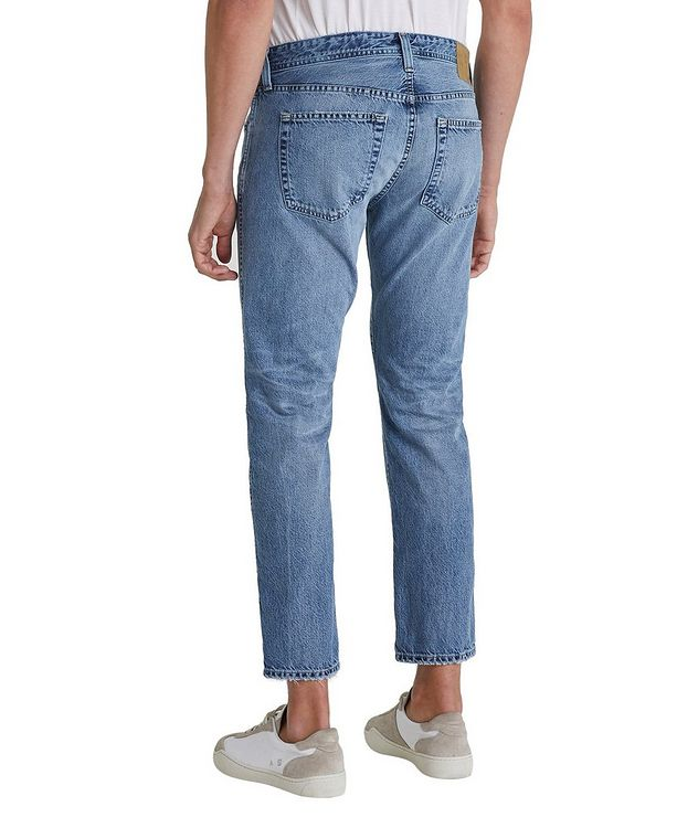 The Dylan Crop 95 Slim Skinny Jeans picture 2