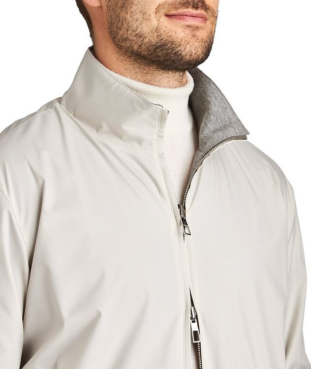 Green Storm System Windmate Bomber Jacket picture 3