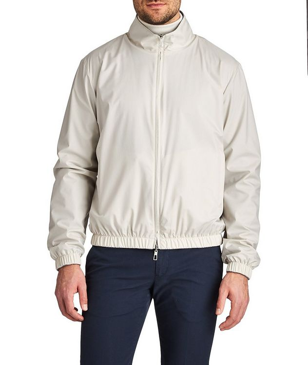 Green Storm System Windmate Bomber Jacket picture 1