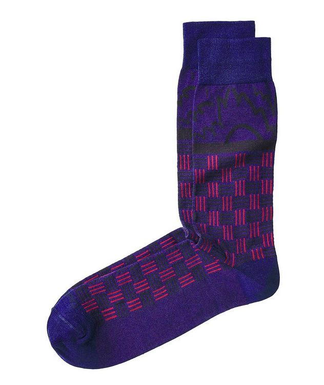 Logo-Printed Socks picture 1