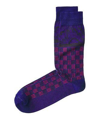 Etro Logo-Printed Socks
