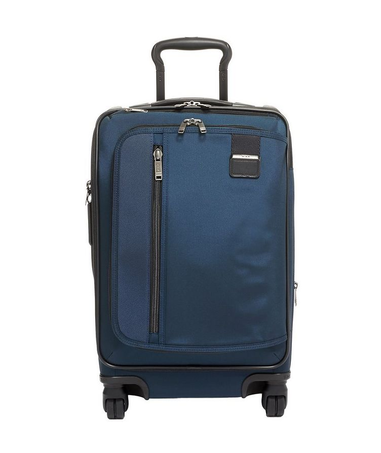 4-Wheeled Expandable Suitcase image 0