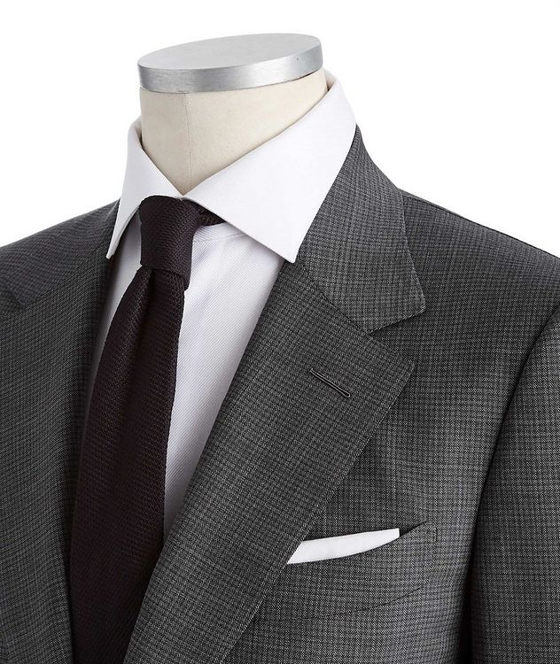 Shelton Stretch-Wool Sports Jacket picture 2