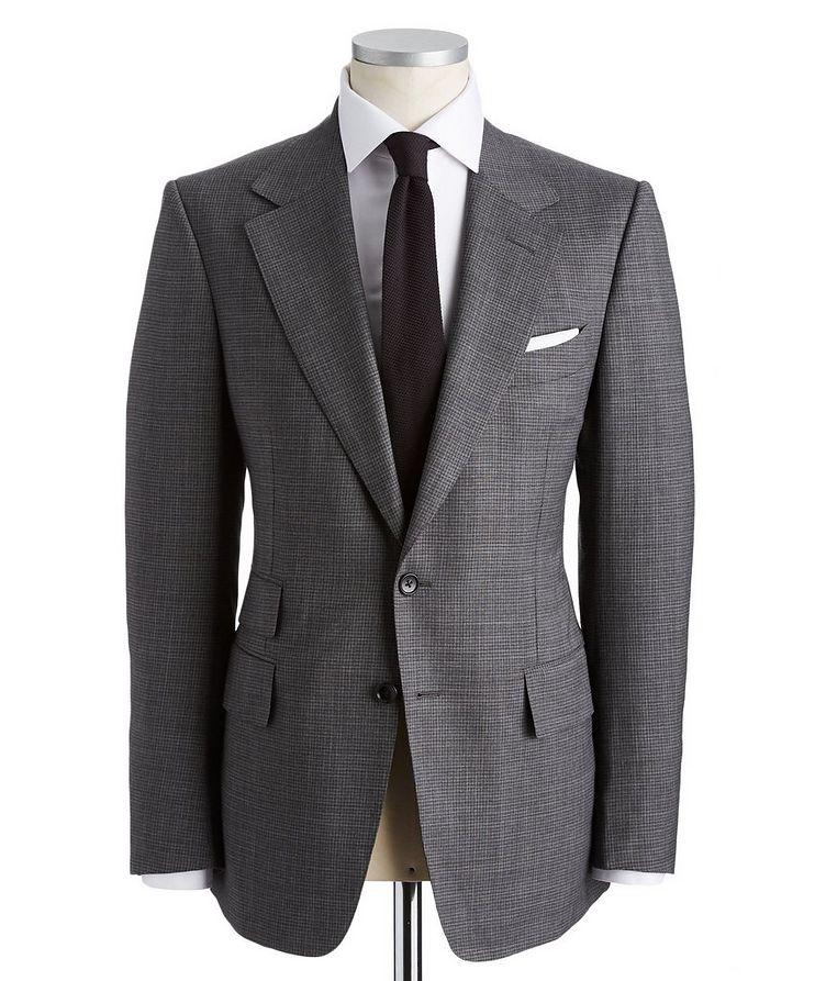 Shelton Stretch-Wool Sports Jacket image 0