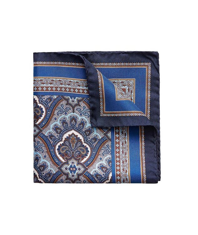 Paisley Pocket Square picture 1
