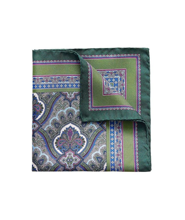 Paisley Pocket Square image 0