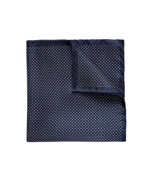 Dotted Pocket Square picture 1