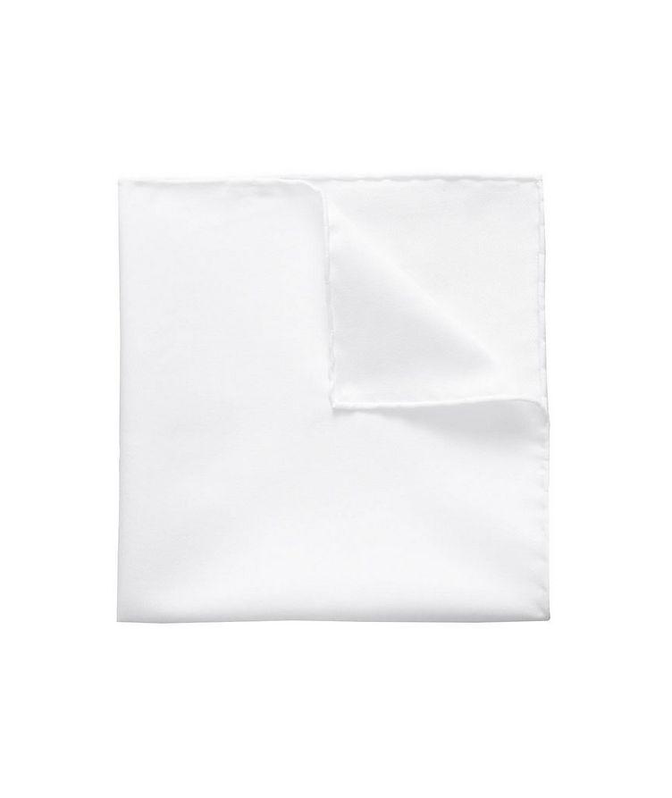 Twill Pocket Square image 0
