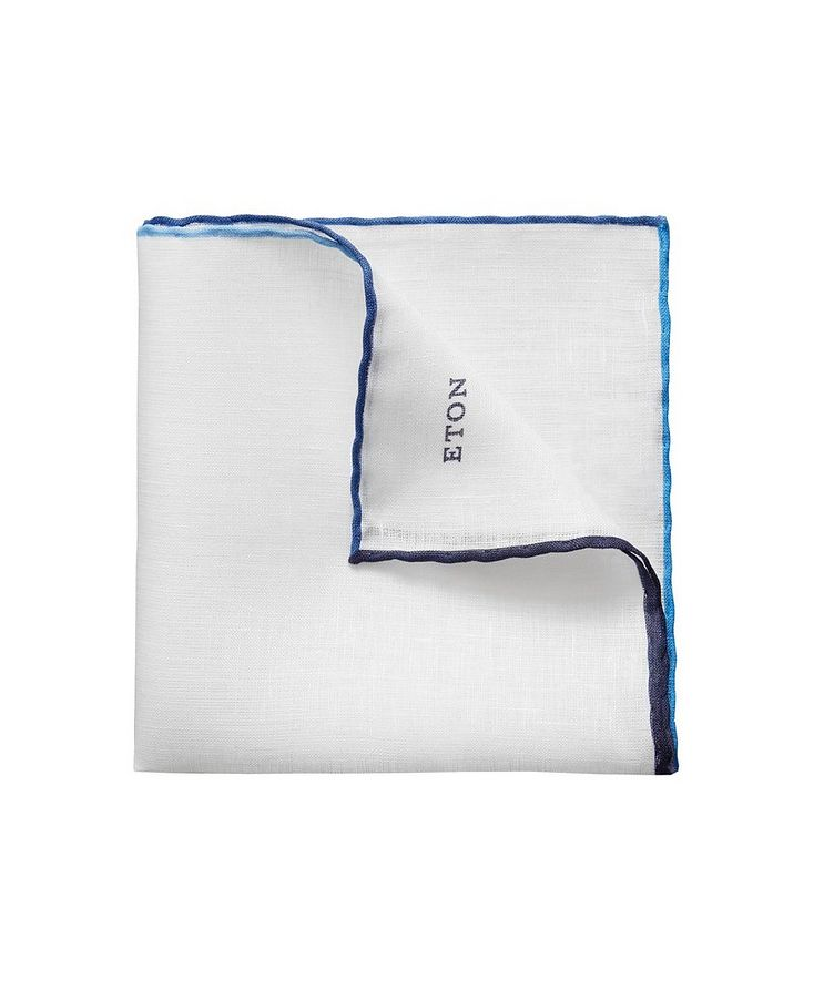 Linen Pocket Square image 0