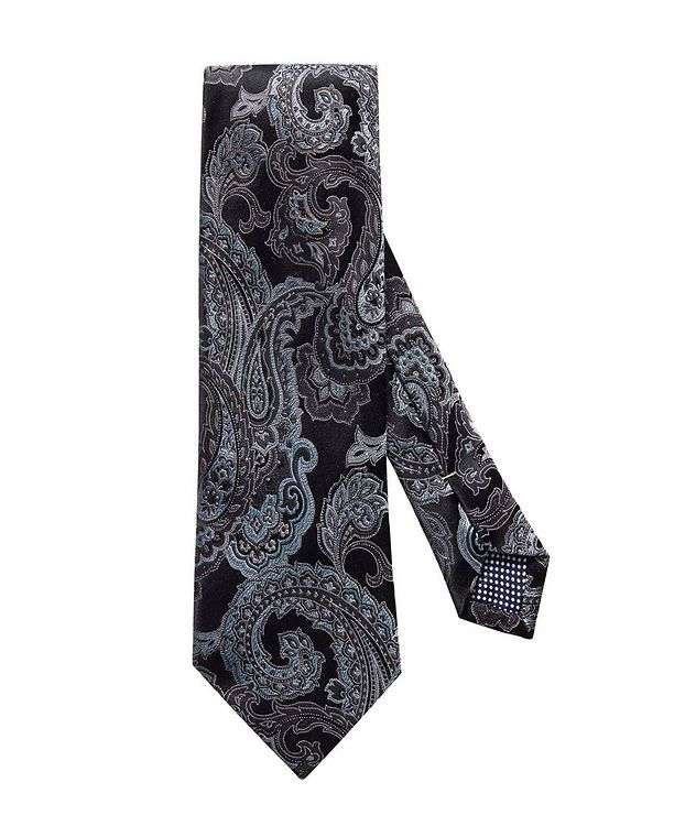 Paisley-Printed Tie picture 1