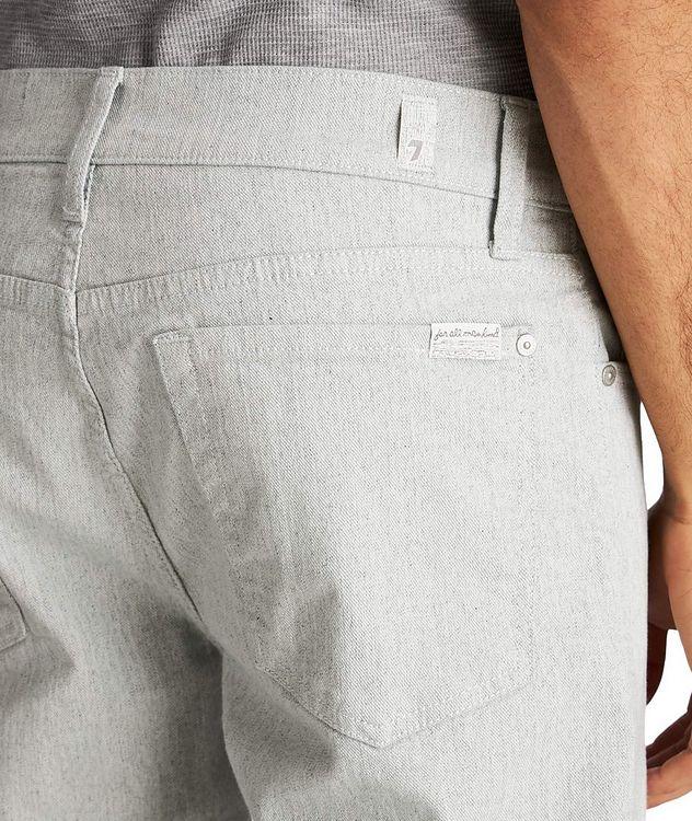 Jean Adrien en coton extensible de coupe amincie picture 3