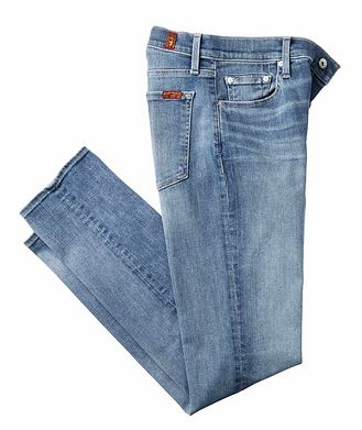 7 For All Mankind Slimmy Luxe Sport Jeans