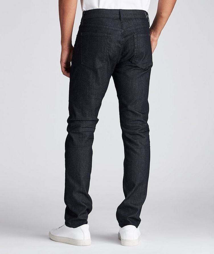 Adrien Slim Fit Stretch-Cotton Jeans image 1
