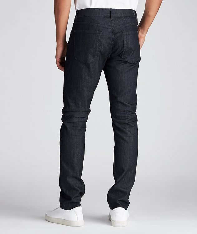 Adrien Slim Fit Stretch-Cotton Jeans picture 2
