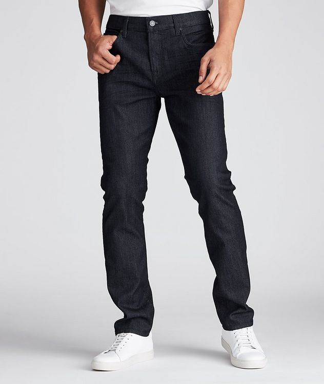 Adrien Slim Fit Stretch-Cotton Jeans picture 1