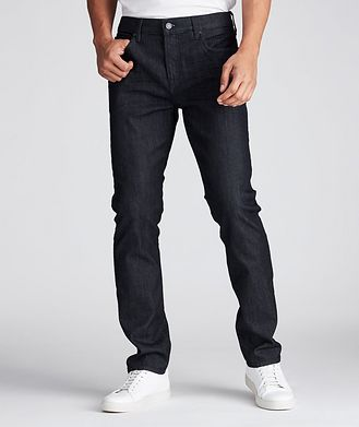 7 For All Mankind Adrien Slim Fit Stretch-Cotton Jeans