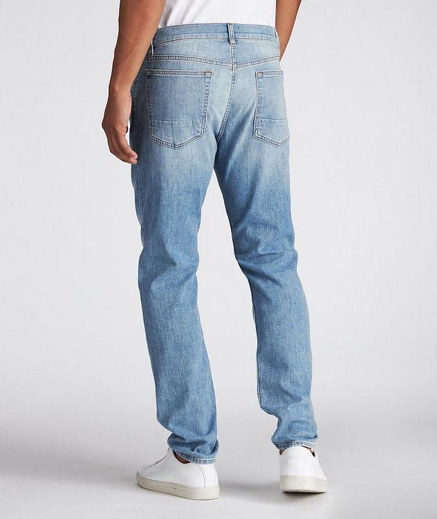 Adrien Slim-Fit Stretch-Cotton Jeans picture 2
