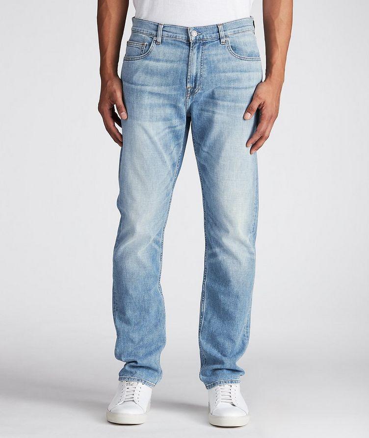 Adrien Slim-Fit Stretch-Cotton Jeans image 0