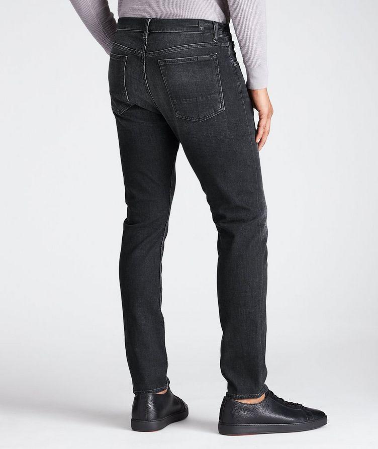 Adrien Slim Fit Stretch-Cotton Jeans image 1