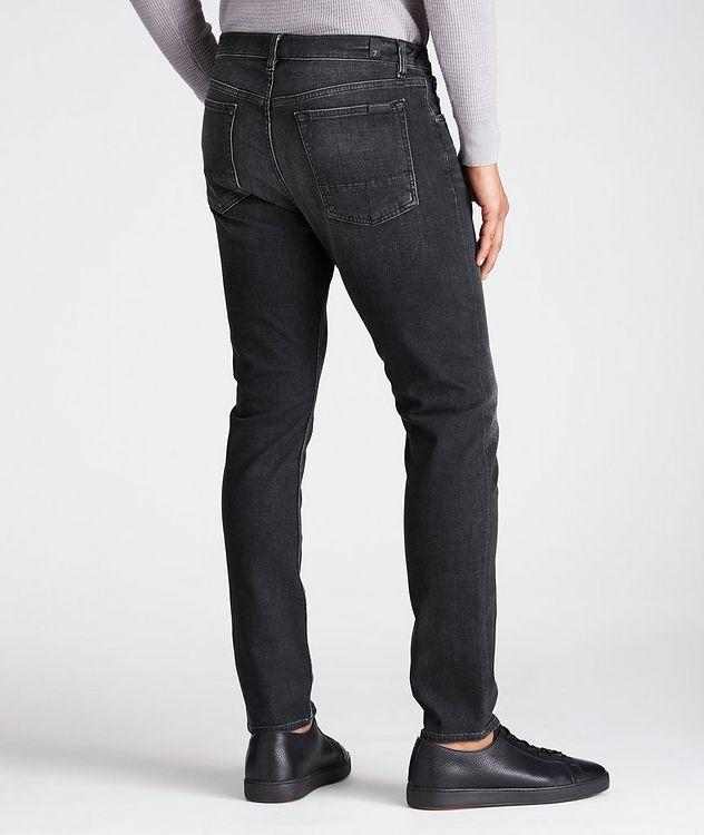 Adrien Slim Fit Stretch-Cotton Jeans picture 2