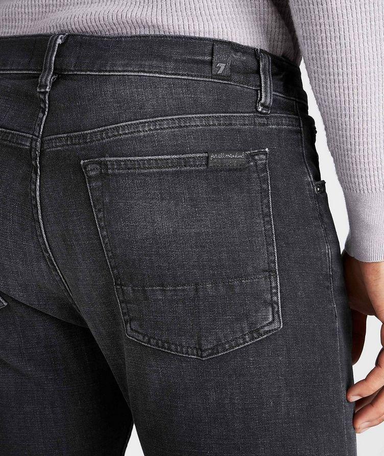 Adrien Slim Fit Stretch-Cotton Jeans image 2