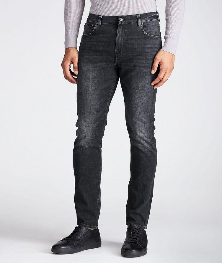 Adrien Slim Fit Stretch-Cotton Jeans image 0