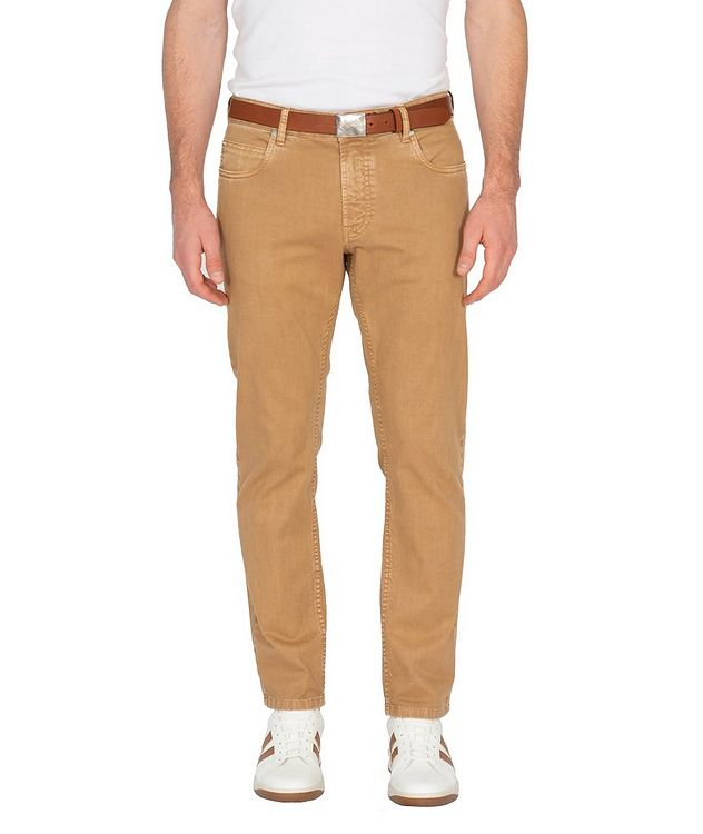 Slim Fit Jeans picture 1