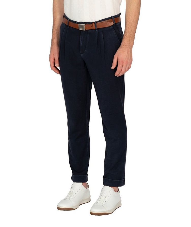 Faded Linen Pants image 2