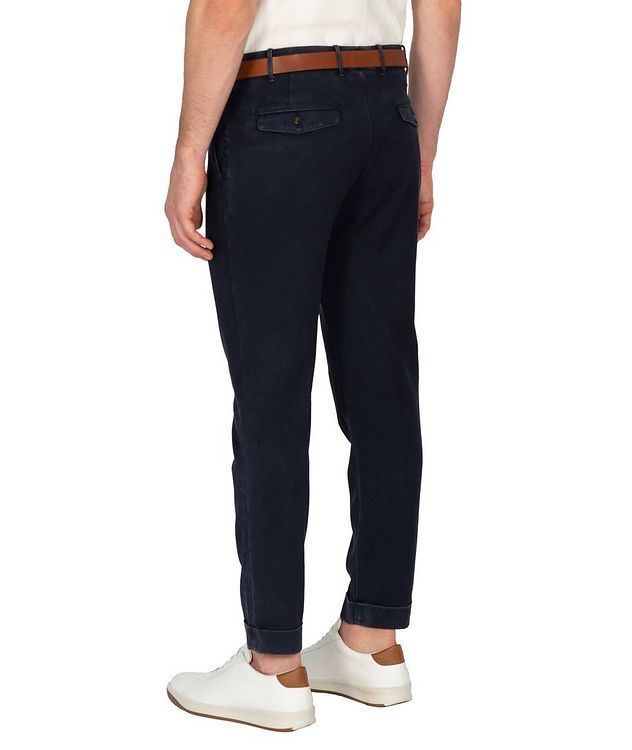 Faded Linen Pants picture 4