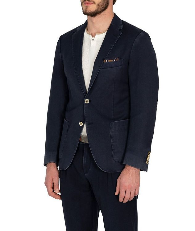 Faded Wool Sports Jacket picture 3