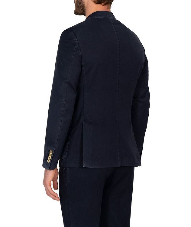 Faded Wool Sports Jacket picture 4