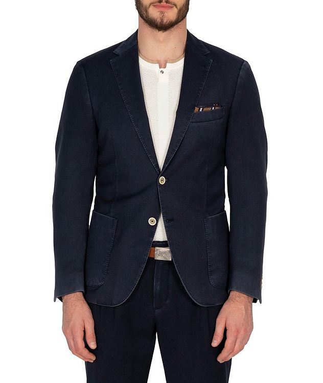 Faded Wool Sports Jacket picture 1