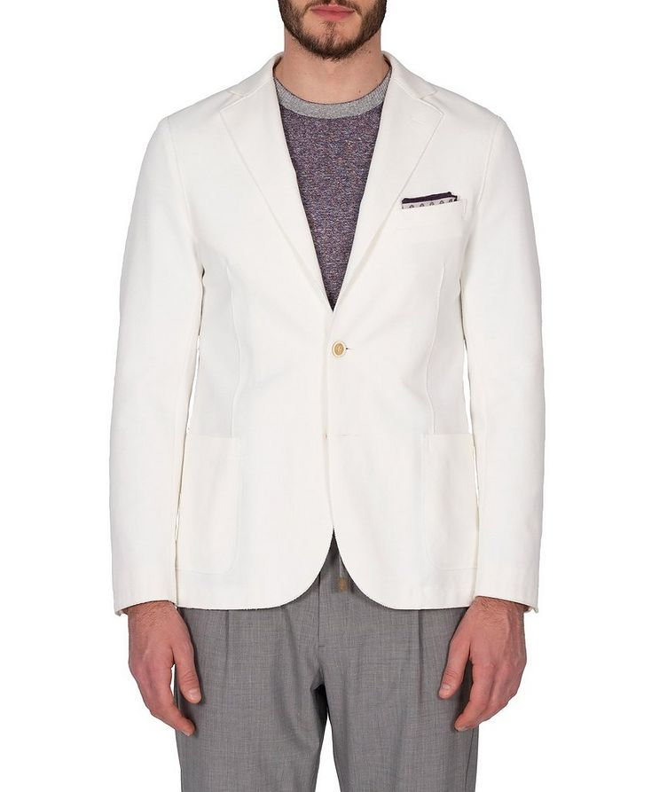 Single-Breasted Sports Jacket image 0