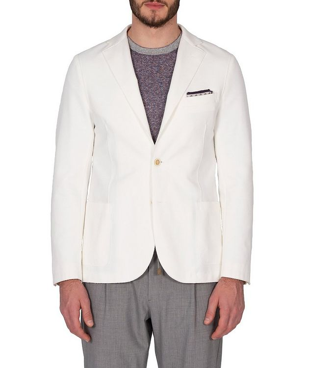 Single-Breasted Sports Jacket picture 1